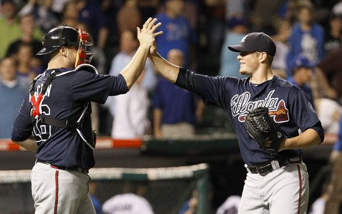 Kimbrel Pitcher Highfive